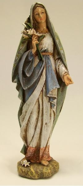 The Blessed Mother Statue