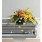 Tropical Beauty Casket Spray
