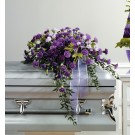 Ever Lasting Life Casket Cover