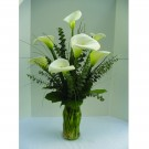 Simply  Elegant Calla Lily Bouquet